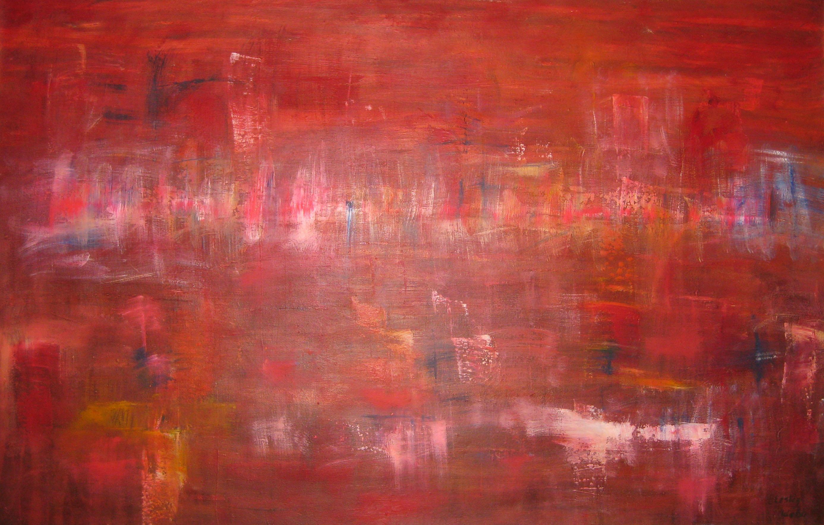Lesley Webb Autumn Reflections*