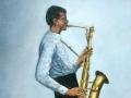Mavis Hardwick Saxophonist
