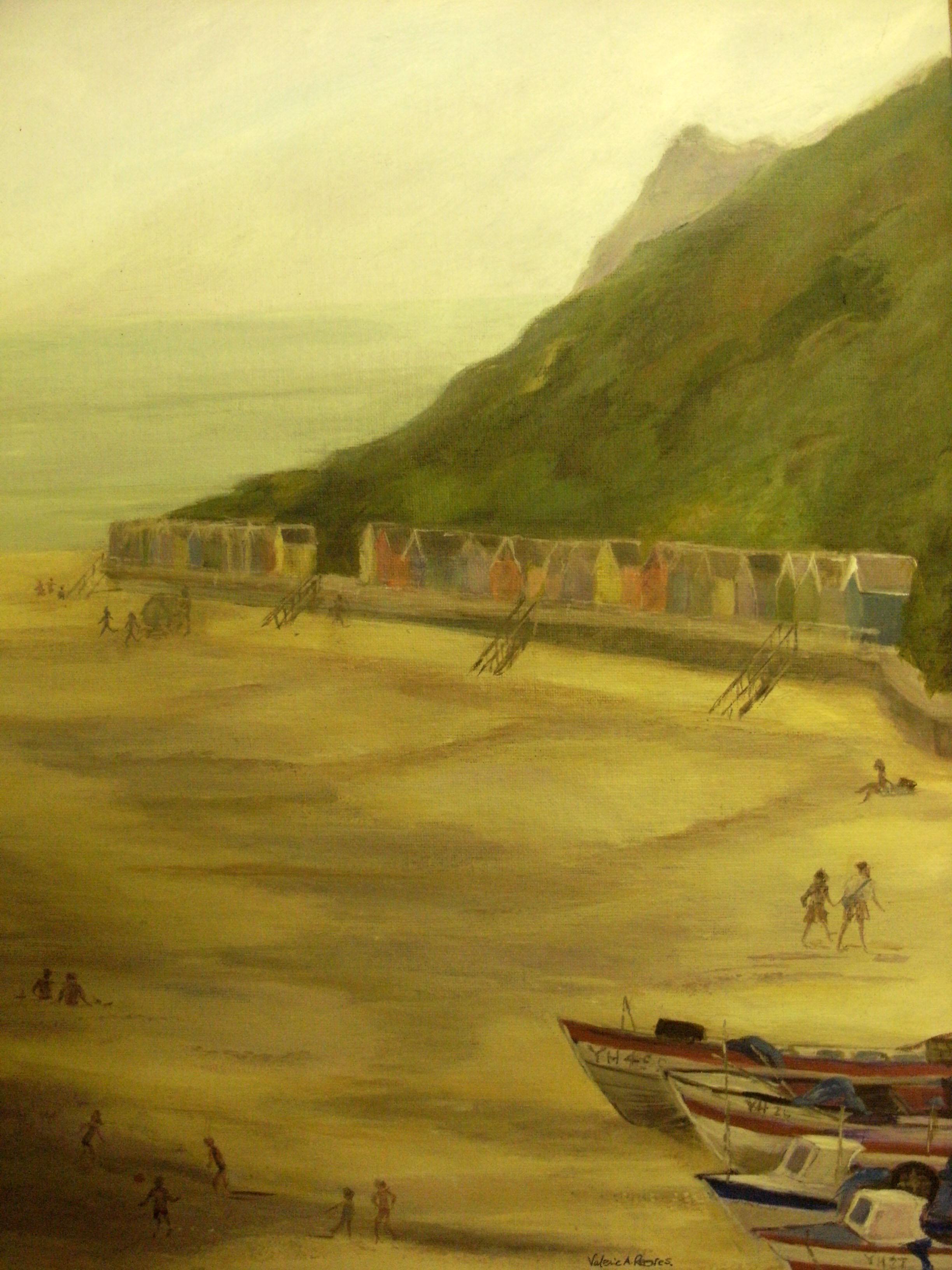 Reeves Cromer Beach