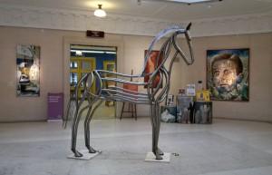 Mick Webb Horse
